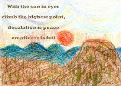 pastel & poetry