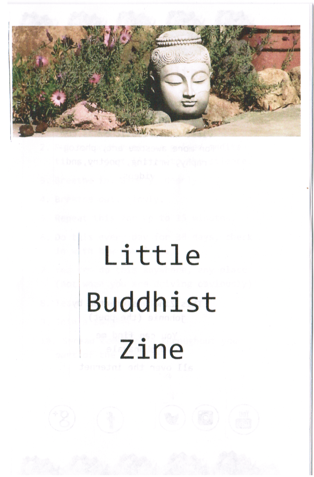 Little Buddhist Zine