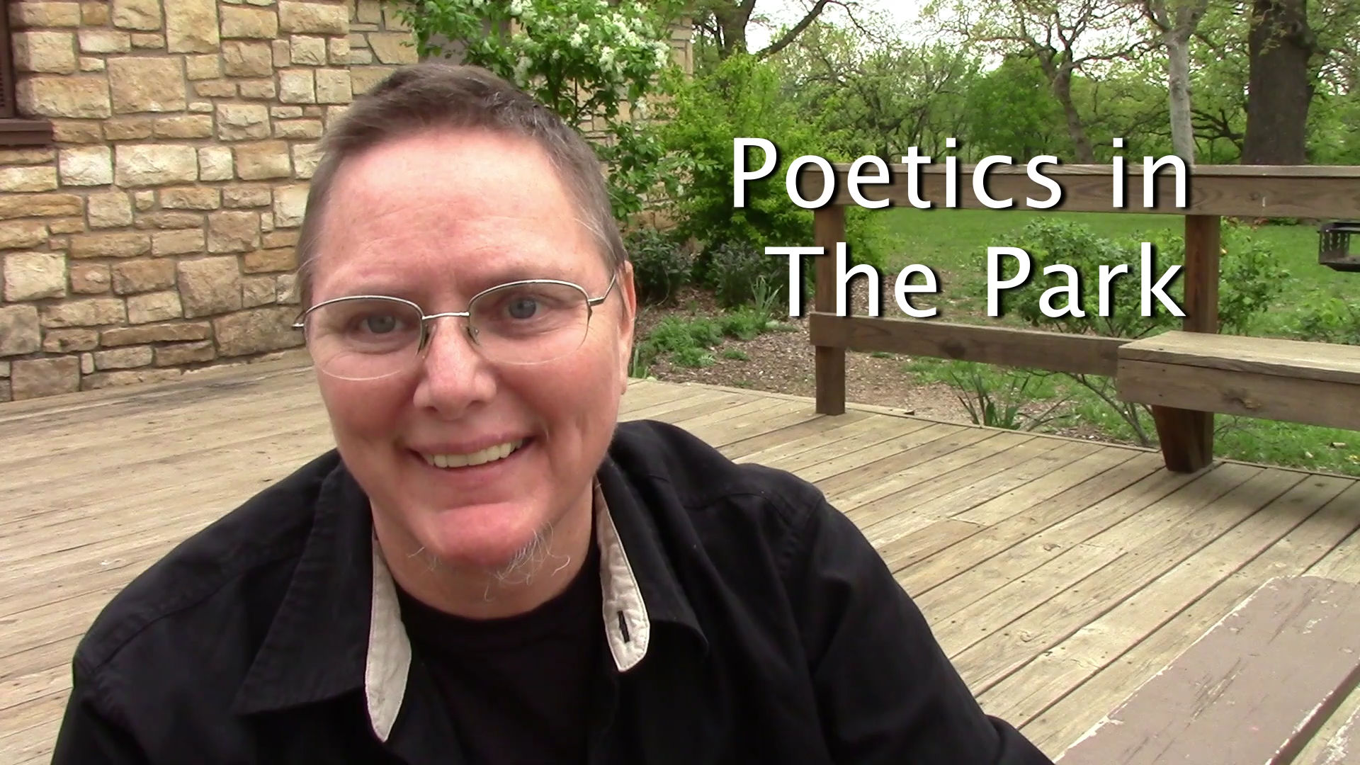 Poetics in the Park