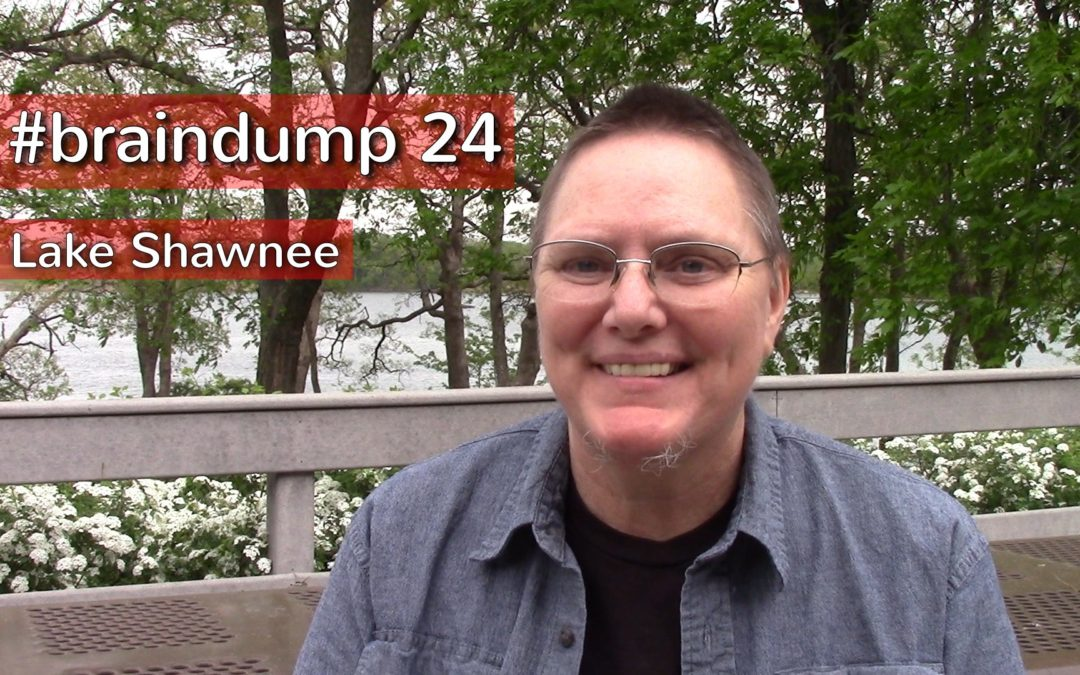 Braindump 24: Broken Foot and Zines!